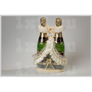 Корзинка для шампанского-6