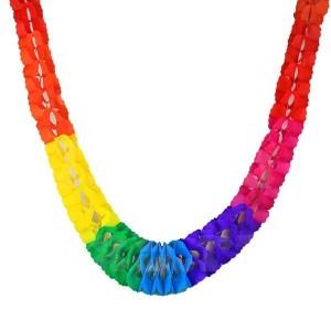 Гирлянда многоцветная - 02