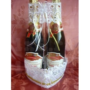 Корзинка для шампанского - 032