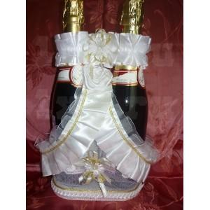 Корзинка для шампанского - 033
