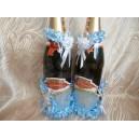 Стаканы для шампанского - 034, пара