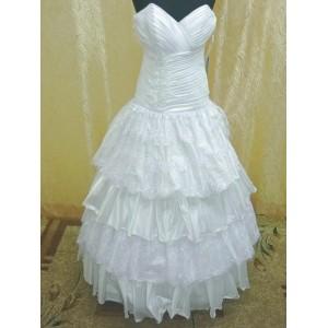 Платье свадебное 76-009