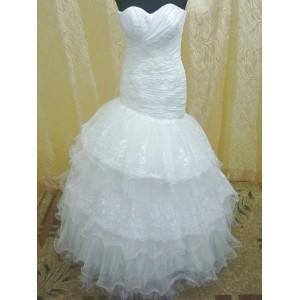 Платье свадебное 76-011