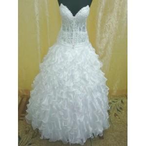 Платье свадебное 76-015