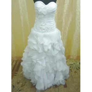 Платье свадебное 76-027