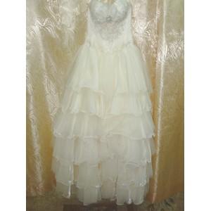 Платье свадебное 76-029