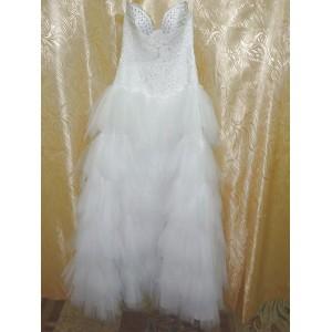 Платье свадебное 76-035