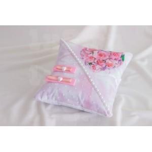 Подушка для колец - 041