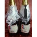 Комплект накидок для шампанского - 038