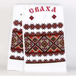 "Рушник ""Сваха"" - 056, габардин, 2м"