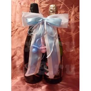 Украшение для шампанского - 041