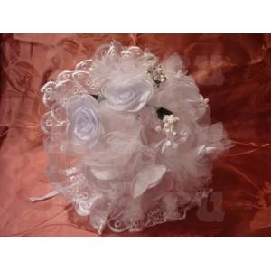 Букет-дублер - 021, атласные цветы