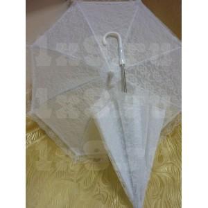 Зонт свадебный, мини
