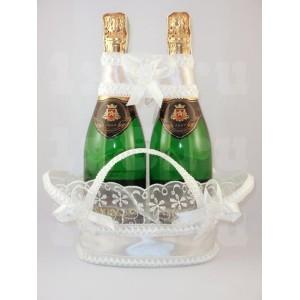 Корзинка для шампанского-1