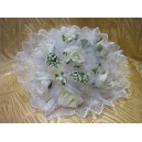 Букет-дублер из латексных цветов