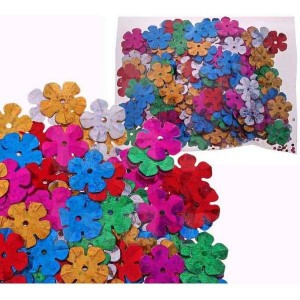 Конфетти, цветы, 14гр.