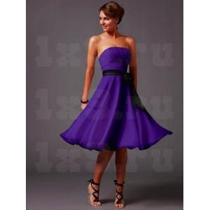 Платье коктейльное - 04