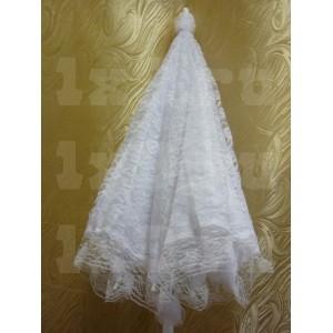 Зонт свадебный, 102см