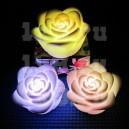 LED-светильник, роза, мультилайт(7 цветов)